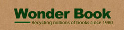 Wonder Book bookstore logo