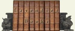logo: Mark Lavendier, Bookseller