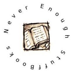 logo: Never Enough Stuff (Member IOBA)