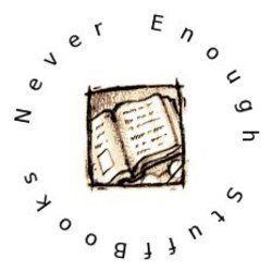 logo: Never Enough Stuff (Member IOBA)