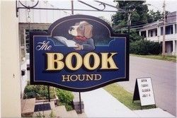 logo: Daniel T. Weaver / The Book Hound