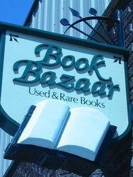 logo: Book Bazaar