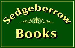 logo: Sedgeberrow Books