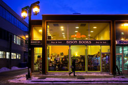 BISON BOOKS - ABAC/ILAB store photo