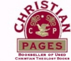 logo: Christian Pages - Used and Rare Christian Theology Books