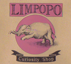 logo: THE OLD LIMPOPO CURIOSITY SHOP (RESEARCH BOOKSHOP)