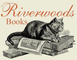 Ravenswood Books bookstore logo