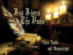 logo: Les Livres The Books .Com
