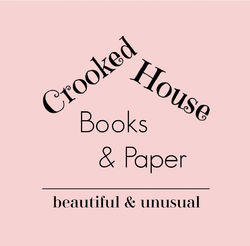 logo: Crooked House Books & Paper