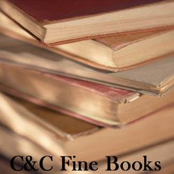 logo: C & C Fine Books