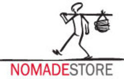 Nomade Store bookstore logo