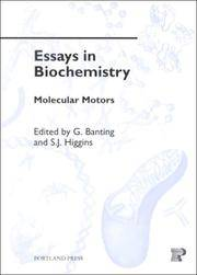 the advanced biochemistry essay