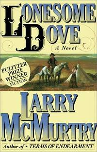 "image of Lonesome Dove  "" Signed"
