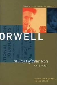 Collected essays letters and journalism of george orwell pdf