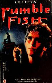 Rumble fish by hinton s e for Rumble fish summary