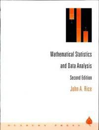 rice mathematical statistics and data analysis 3rd edition pdf