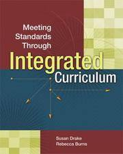 Meeting Standards Through Integrated Curriculum book