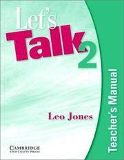 Let's Talk 2 Teacher's Manual