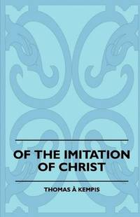 image of Of The Imitation Of Christ