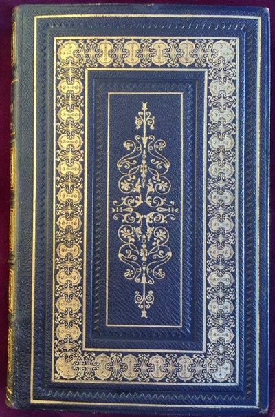 The Birth-Day; a poem, in three parts: to which are added, occasional verses., [Fore-Edge Painting] BOWLES, Caroline.