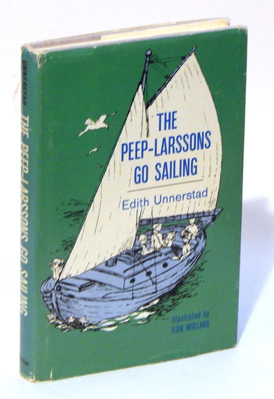 The Peep-Larssons Go Sailing, Unnerstad, Edith