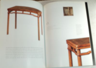 CLASSICAL CHINESE FURNITURE III: Woods of China. Autumn 1998., Flacks, MD.