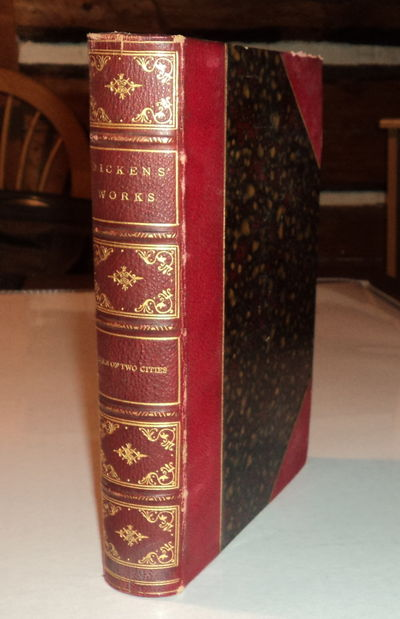 A TALE OF TWO CITIES. By Charles Dickens. With illustrations by H.K. Browne., (Browne, Hablot Knight). Dickens, Charles.