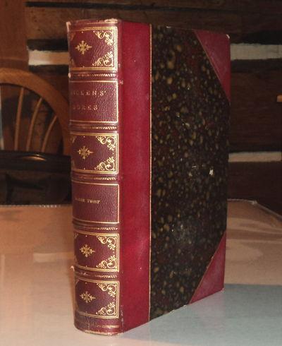 THE ADVENTURES OF OLIVER TWIST., (Cruikshank, George). Dickens, Charles.