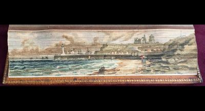 The Minstrel, or the Progress of Genius. With some other poems., [Fore-Edge Painting] BEATTIE, James.