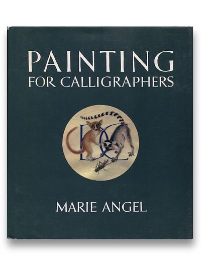 Painting for Calligraphers, Angel, Marie