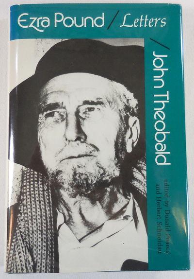 Image for Ezra Pound - John Theobald - Letters