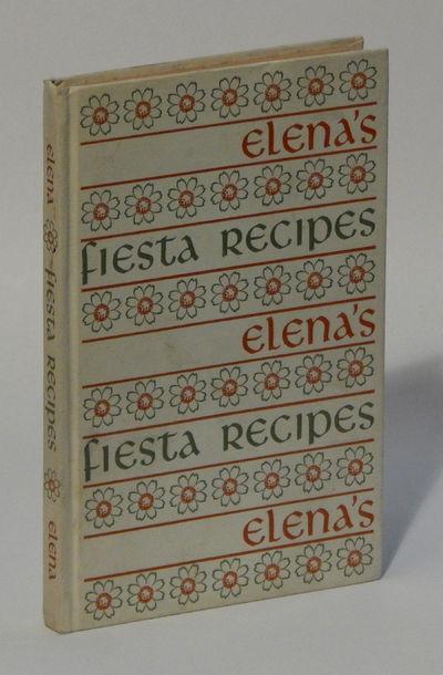 Elena's Fiesta Recipes, Zelayeta, Elena