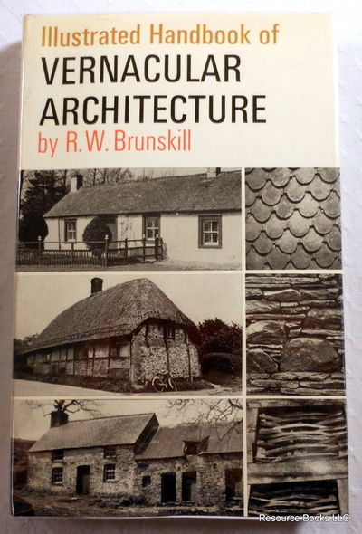 Illustrated Handbook of Vernacular Architecture, Brunskill, R.W.