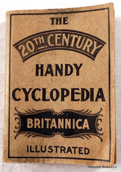 The 20th Century Handy Cyclopedia Britannica.  A Treasure Without a Peer, Chambers, Alfred B.