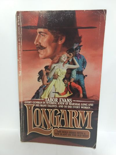 Image for Longarm (Longarm, No. 1)