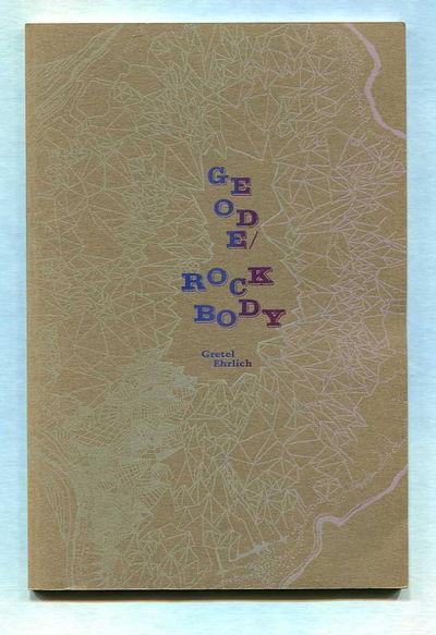 Geode / Rock Body, Ehrlich, Gretel