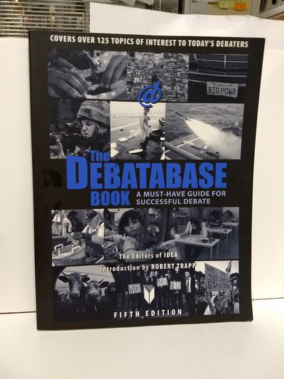 Image for The Debatabase Book - 5th Edition