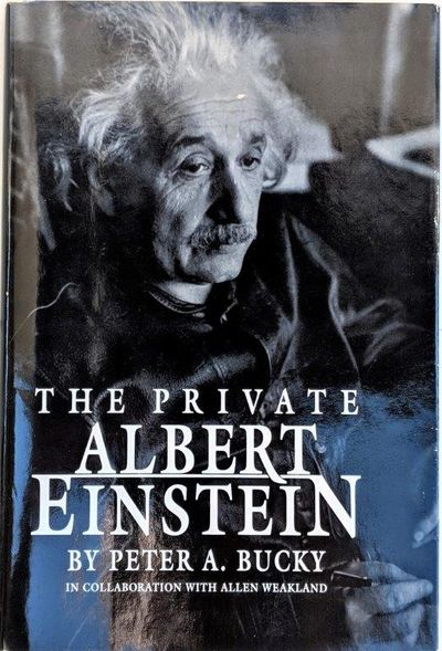 Image for The Private Albert Einstein.