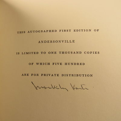 Image for Andersonville