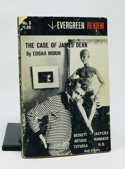 Evergreen Review Vol. 2 No. 5 Contains Krapp's Last Tape