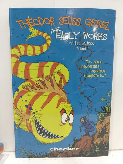 Image for Theodor Seuss Geisel: The Early Works, Vol. 1 (Early Works of Dr. Seuss)