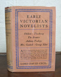 Early victorian novelists essays in revaluation