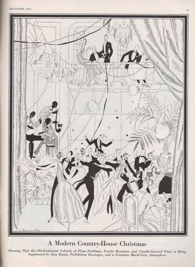 Image for Vanity Fair Magazine, December, 1922