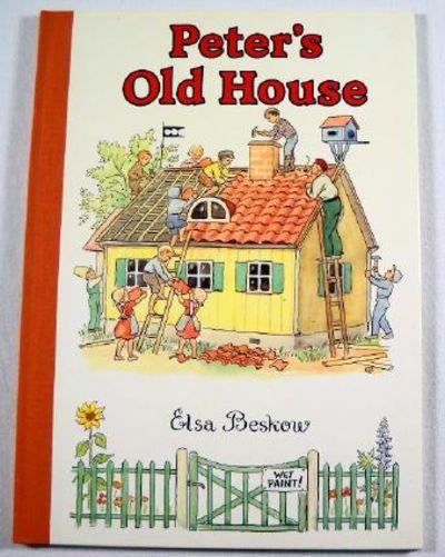 Peter's Old House, Beskow, Elsa