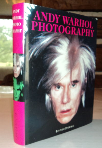 ANDY WARHOL PHOTOGRAPHY. The Andy Warhol Museum, Pittsburgh. Hamburg Kunsthalle.