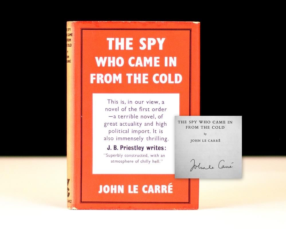 an analysis of the novel the spy who came in from the cold by john le carre The best study guide to the spy who came in from the cold on the planet, from  the creators of sparknotes get the summaries, analysis, and quotes you need.