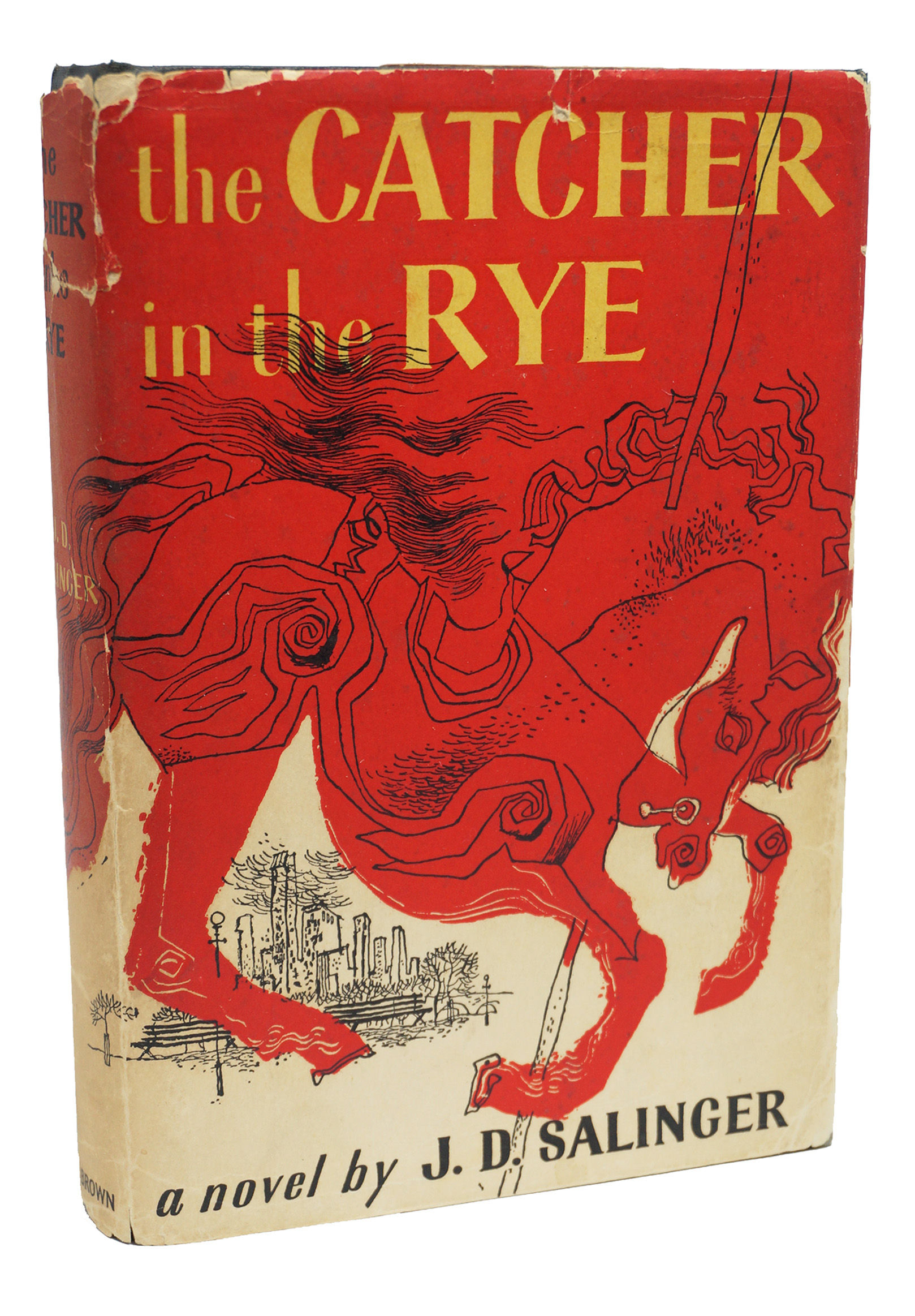 an analysis of the novel catcher in the rye by jd salinger Characters, analysis, novel: the catcher in the rye , jd salinger, english texts, year 9, nsw maurice and sunny maurice is a pimp who arranges a prostitute, sunny, to visit holden.