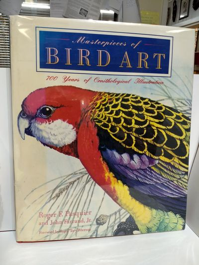 Image for Masterpieces Of Bird Art: 700 Years Of Ornithological Illustration