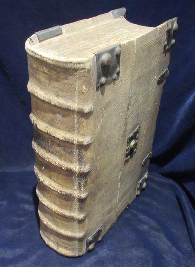 Image for Concordantiae Bibliorum emendatae ac fere novae, das ist: Biblische  Concordantz