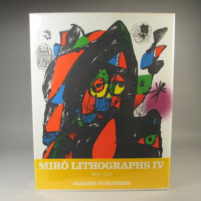 Image for Miro Lithographs IV 1969-1972